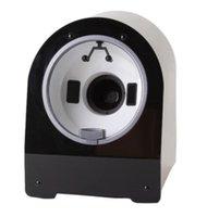 Analisador de pele inteligente atualizado novo / espelho mágico Máquina de análise facial máquina digital scanner tecnologias câmera1 / 1.7''ccd para casa ou spar