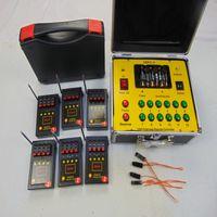 DB04R 24 큐 파티 용품 불꽃 놀이 시스템 특수 효과 빠른 배달 새로운 제품 홈 가든 무선 스위치 300m 거리 축제