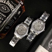Mens Watch Automatic Mechanical Watches 40mm Stainless Steel Case Luminous Wristwatches Inlaid With Top Natural Hao Stone Montre de Luxe