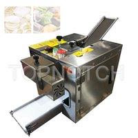 Full Automatic Small Gyoza Skin Making Machine Dumpling Wrapper Maker