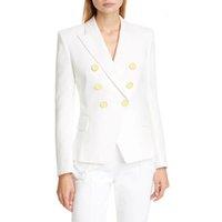Fashion Women Clothes Blazers High Quality Womens Suits Coat Designer Ladies Clothing Jacket 4 Colors Size S-XL