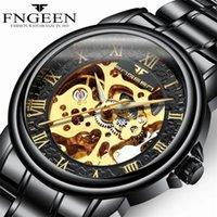 Herrenuhren Montre Homme Marque de Luxe Automatische mechanische mechanische leuchtende uhr für mann relojes männliche uhr saats relogio-masculino armbanduhren