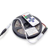 2021 미니 11Key RF 무선 LED 컨트롤러 원격 제어 5050 5630 2835 3014 단일 컬러 LED 스트립 디밍