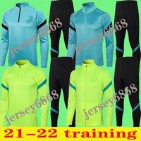 2021 Inter lauto futebol jerseys futebol jaquetas de futebol kits 21/22 Survitement alexis milan lukaku training terno jaqueta conjunto
