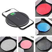 Newest 10W Fast Qi k8 Wireless Charger For iPhone 13 12 Pro Xs Max X Xr Charging Pad Universal Phone chargers