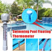 Pool & Accessories Portable Swimming Thermometer Easy Read Water Floating Temperature For Pools Fish Tank Aquarium