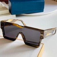 디자이너 태양 선글라스 클래식 패션 모든 일치 프레임 렌즈 플레이트 크리스탈 스타일 Z1547e 사이클론 안경 원피스 울트라 UWBV