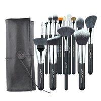 Makeup Brushes 2021 Animal Hair 15PCS Beginner Beauty Tools Eyeshadow Make Up Brush Natural Foundation Powder Blushes