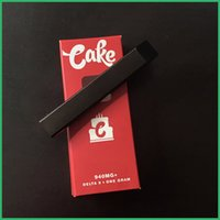 Cake Delta 8 Disposable E Cigarettes Vape Pen 270mah USB Rechargeable 1gram Empty Vapor Pod System