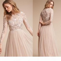 Beads 2019 Bridal Jacket Long Sleeve Bride Coat Lace Appliqued Jackets Wedding Capes Wraps Bolero Jacket Wedding Dress Wraps Plus Size