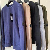 20SS CP Mens Giacca con cappuccio Marca Casual Casual Manica Lunga Bonters Designer Company Top Sweatshirt Mens Cappuccio di lusso Hood Pullover 20