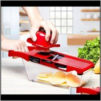 Fruit Tools Christmas Party Mandoline Slicer Vegetable Cutter With Stainless Steel Blade Manual Potato Peeler Carrot Gr Wmtcvp J6Hmv Xkvwa