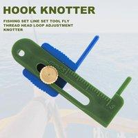 Fishing Hooks Adjustable Carp Hook Tier Fishhooks Line Machine Fishhook Knotter Tying Binding Accessories