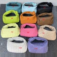 Top Griff Womens Luxurys Designer-Designer Taschen 2021 Handtaschen Geldbörsen Mini Wolke Hobo Mode Tasche Echtes Leder Schulter Crossbody Bag Famal-Geldbörse mit Kasten