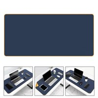 Mouse Pads & Wrist Rests Anti-slip Mat Solid Color Modern Pad Anti-skid Desk Mousepad Supply