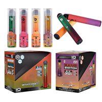 Bang Pro Max Switch Disposable Vape Pen 2IN1 E Cigarette Device 7ml Pods 2000 hits XXtra Vapor Kit VS Puff Double Ezzy Super