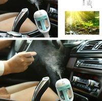 Neueste Befeuchter USB-Plug frische erfrischende Duft Ehicular ätherisches Öl Ultraschallbefeuchter Aroma Nebel-Auto-Diffusor