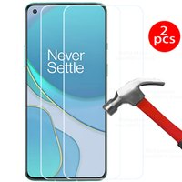 Protective Screen Protectors For OnePlus 8T 7T 5T One Plus 8 T Phone Tempered Glass OnePlus8T T8 Full Cover Safety Glass