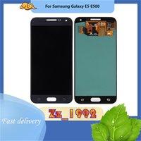 """Paneles táctiles de telefonía celular 5.0 """"Calidad superior para Samsung E5 E500 E500F E500H Pantalla LCD Reparación de pantalla Reemplazo digitalizador de ensamblaje"""