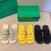Letzter Stil Strand Home Hausschuhe Klassische gewebte Art Stretch Tasche Schuh Obere rutschfeste Gummisohlensohlen Sandalen 35-40