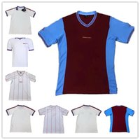 1980 81 1982 Villa rétro Soccer Jerseys Classic Vintage 20 2021 Jersey de football d'Aston greide Wesley McGinn Barkley Watkins Homme Shirt