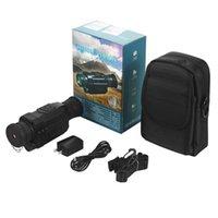 Наружная инфракрасная цифровая ночное видение монокуляр 8x Zoom 200M Range T84C Camcorders