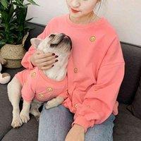 Vêtements de chien de mode pour chien manteau Jacket French Parent-enfant Bulldog costume carlier vêtements pour chiens costumes vêtements pour animaux de compagnie ropa perro 201126