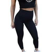 Women's Leggings 2021 High Quality Fashion Brand Women Running Legging Summer Indoor Workout Pants Waist Fitness For Sport