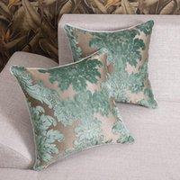 Coussin de coussin de luxe nodique 50x50cm 45x45cm 40x60cm couvre-oreillers couvre-oreiller décoratif Coussin de décoration à la maison / décoratif
