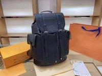 남자 백팩 가방 야외 배낭 큰 품질 구호 핸드백 소년 양각 남녀 흑백 남자 트레킹 가방 배낭