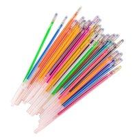 أقلام حبر جاف قلم محايد القلم عبوات للأطفال الكبار تلوين الكتب لوحات الكتابة على الجدران اليدوية اليوميات (مختلط الألوان 0.8mm)