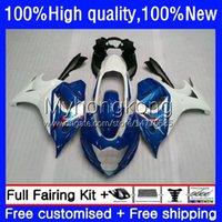 OEM-Körper für Suzuki Katana GSX 650F GSXF 650 GSXF650 Hellblau 08-14 29NO.107 GSXF-650 2008 2009 2010 2011 2012 2013 2014 GSX650F GSX-650F 08 09 10 11 12 13 14 Verkleidungsset