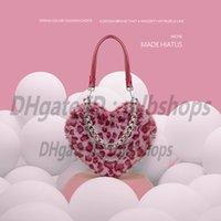 Shoulder bags Luxurys designers High Quality Fashion womens CrossBody Handbags wallets ladies Clutch Love Chain Bag purse 2021 Totes Cross Body