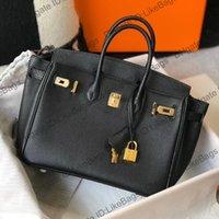 Femmes luxuries designers sacs 2021 sacs à main sacs à main Embrayage Bandoulière 40 35cm de haute qualité Cowhide Véritable Cuir Real Totes Messenger Shopping Sac