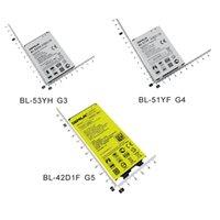 Convient au BL-53YH BL-51YF BL-42D1F Batterie Optimus G3 G4 G5 D830 D850 D851 LS990 H815 H818 H810 VS987 US992 H820 F700 Batterie de téléphone portable