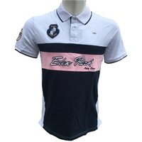 Polo Overhirt Park Homme Short Mouw Shirt Hommes Français Marque De Marchand Eden Casual Boroen Social Katoen Golf Tops de golf