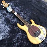 Naturale 4-stringa Tagima Bass Guitar Professionale attivo 9V Batteria elettrica-basso-basso 4 corde Bassi Bajo di alta qualità BAJO
