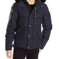 2021 Outwear Down Jackets Casual Mens Canada Moose Warm Man Doudoune Outdoor Men Parkas Knuckles Winter Coat