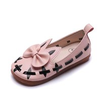 Sneakers COZULMA Kids Shoes For Girls Pincess Dress Children Dance Pu Leather Soft Bottom Baby