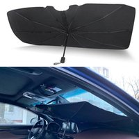 Auto Windshield Car Sun Shade Protector Parasol Window Sunshade Covers Interior Protection Accessor