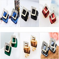Mujeres S925 ST925 Sterling Fashion Fashion Simple Wind Pendientes Venta Alaid Dangle Chandelier