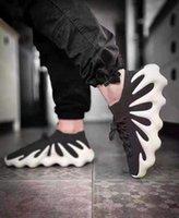 سحابة بيضاء 450 توريد كاني الاحذية الغرب الرجال النساء الأسود الأعلى مريحة عارضة الأحذية حذاء رياضة 36-45
