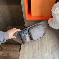 كريستوفر بومباغ بوم حقيبة مصمم رجل الخصر خمر الأمتعة مصممين Luxurys monograms macassar محفظة محافظ M45337