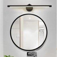 Wall Lamps FSS American Long Strip LED Mirror Front Light Modern Minimalist Dressing Table Bathroom Toilet Vanity