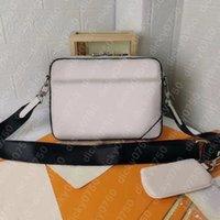 Dicky0750b Designer Männer Crossbody Bags Messenger Bag Handtaschen Satchel Schulterprägung Blume Handtasche Kreuzkörper Presbyopic Mann Paket Aktuelle Twin Set