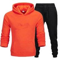 Pants Sets Sporting WOMEN Suit+Tracksuit Men Luxury Sweat Suits Autumn jacke Mens Jogger Suits Jacket