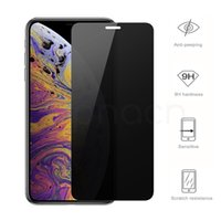 Anti Spy Screen Protectors For iPhone 12 11 Pro XS Max X XR 5S SE2020 Privacy Tempered Glass fit for 8 7 6 6S Plus Protective
