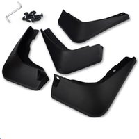 100% оригинальные мягкие пластиковые автомобильные брызги для Nissan Sylphy 2009-2020 Qashqai 2007-2019 автомобиль Фендерные задние крышки задние гвардии черные