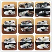 أزياء كلاسيكية عارضة أحذية للرجال إيطاليا النساء ايس ماركة رياضة عالية الجودة جلدية الصيف دروبشيب مصنع بيع على الانترنت زائد الحجم 48