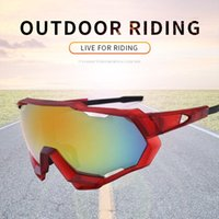 Outdoor Eyewear 2021 Sports Protective Cycling Glasses Road Bike Sunglasses Men Women Mountain Bicycle Mtb Goggles